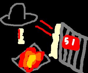 aliens invade area 51