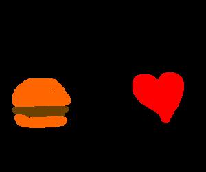 Food equals relationship