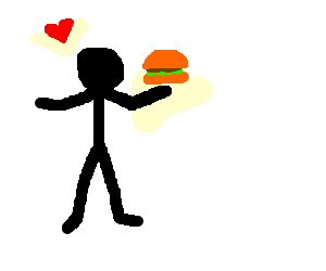 Love thy hamburger