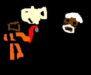 Gorden Freeman vs Morgan Freeman