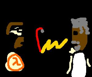 Battle of the Freemans