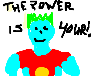 Captain Planet hits Ma Ti Drawception