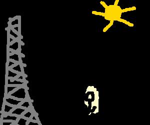 an average day in Paris