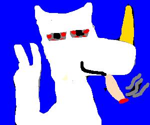 All the cool unicorns smoke weed