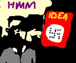 Hitler symbol with circles