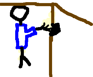 A quick way to die - Drawception