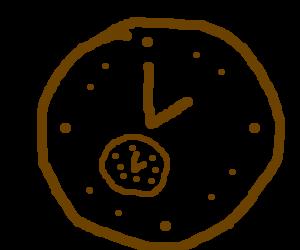 yo dawg, i put a clock on your clock...
