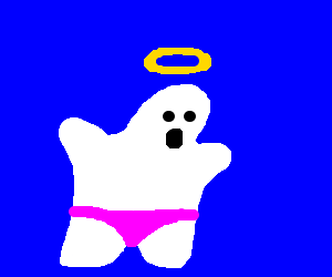 Naked Ghost Saint