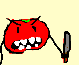 Attack of the killer tomatos
