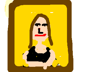 Mona Lisa - first draft