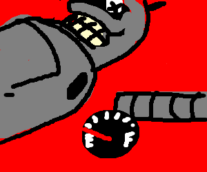 Bender goes into alcoholwithdrawals,loses an arm