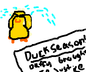 Psyduck upset over Daffy's execution