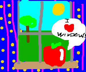 Window likes Mac