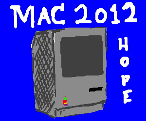 Big Macintosh runs for President