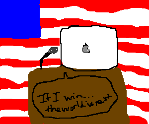 Macbook for President