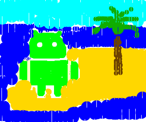android OS reaches the pacific islands