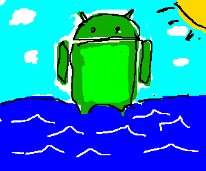 The android sea