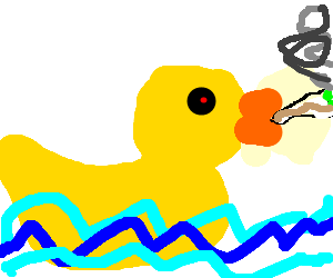 Rubber Ducky for Kids Drawing and Coloring Learn Numbers and Colors