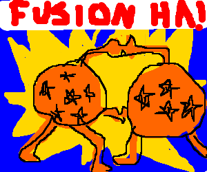 Fusion (Dragon Ball Style)