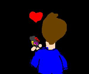 Man falls in love with Tetris iPhone app