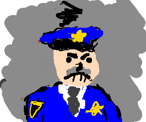 a mad sheriff