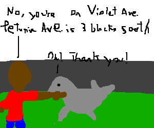 Do You Have Any Rubber Walrus Protectors Drawception