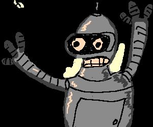 Bender saying: Doh, good one!