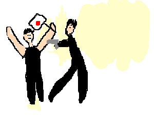 Japanese people surrender easily