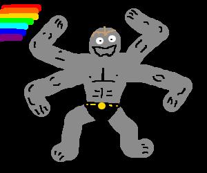 Big, Gay Machamp