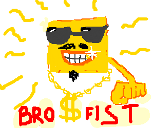 Square sun wants to be your bro