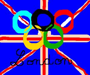 JO 2012 At London