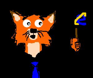 Business fox discuses I.E