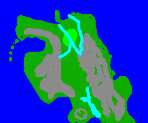 """""""The Island"""" From LOST"""