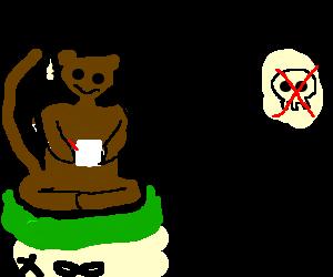 Infinite monkeys try to randomly write Hamlet
