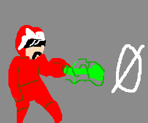 Protoman blasts #0