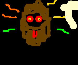 Jesus on acid