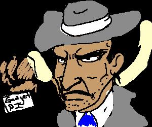 duh duh duh duh duhhh inspector gadget