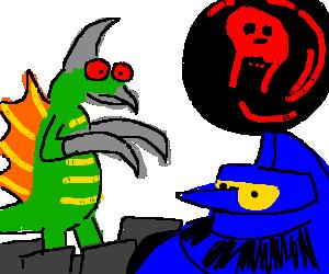 Gigan vs Giygas vs Gigantor