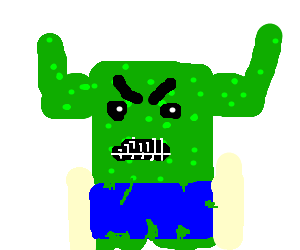 Hulkbob Tornpants