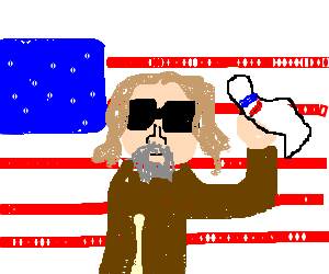 """""""The Dude"""" (Lebowski) elected President of USA"""
