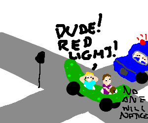 The blatant Picklemobile