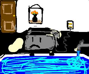 Suicidal Toaster