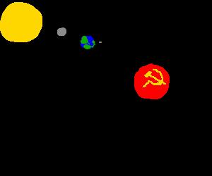 Communist Planet.