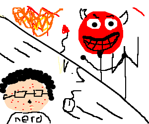 Nerd vs Evil