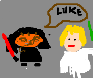 Luke I am Your Father (Family Guy Edition)
