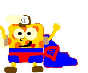 Super Spongebob