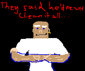 The Documentary of Mr. Clean
