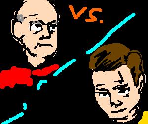 Kirk versus Picard