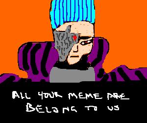 Reviving a dead meme