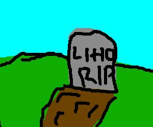 Liho's Grave